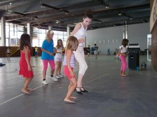 Μαθήματα χορού στο Summer Camp Ο Πρωταθλητής