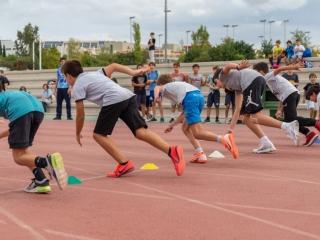 Αγώνες ταχύτητας σχολικές εκδρομές ο Πρωταθλητής