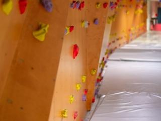 Indoor Climbing στο ΟΑΚΑ