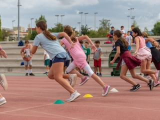 στις σχολικές εκδρομές στο Πρωταθλητή τα παδιά θα τρέξουν και θα διασκεδάσουν