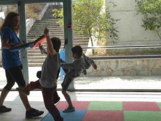 βασικές κινήσεις taekwondoμε το ΑΠΣ ο Πρωταθλητής