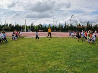 Summer Camp ΟΑΚΑ |Rugby-σε-μορφή-παιχνιδιού