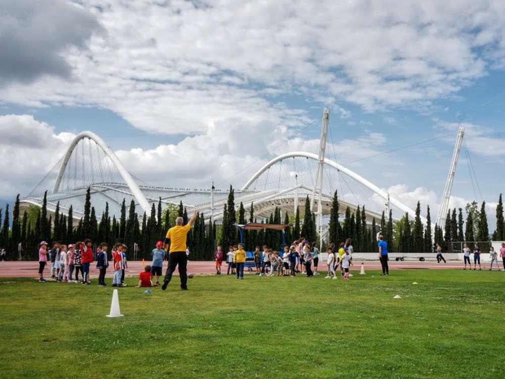 Summer Camp ΟΑΚΑ | Rugby-σε-μορφή-παιχνιδιού