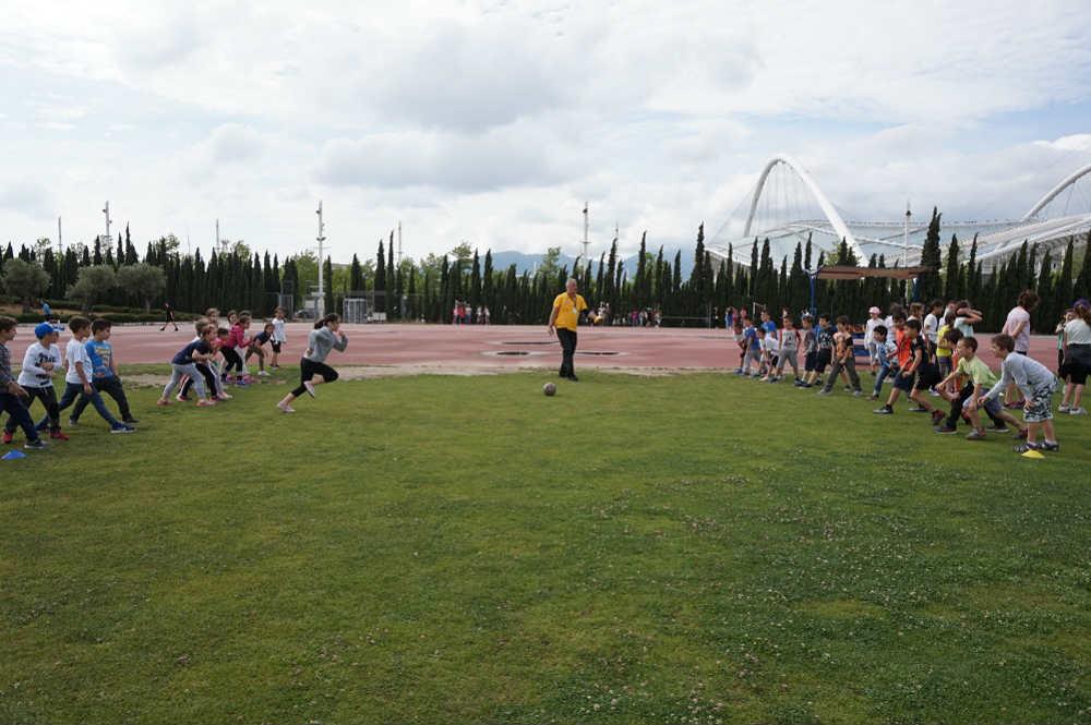 Rugby σε μορφή παιχνιδιού για τη κατανόηση των κανόνων
