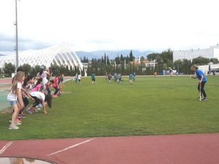 softball εξήγηση κανόνων με τις  Σχολικές εκδρομές στο ΟΑΚΑ